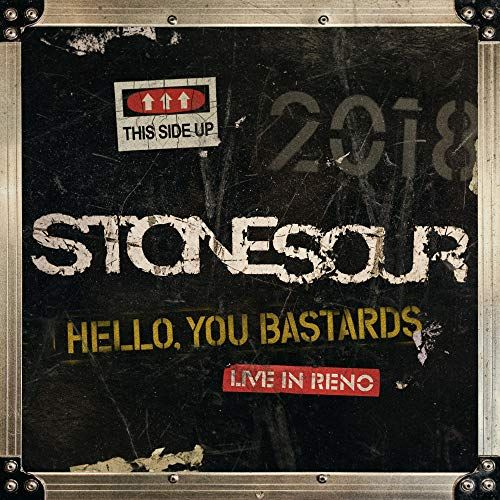 Hello, You Bastards: Live In Reno (Vinyl)