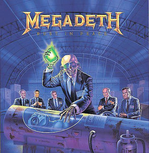RUST IN PEACE (Vinyl)