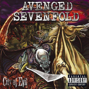 City Of Evil (CD)