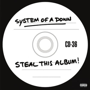 Steal This Album! (CD)