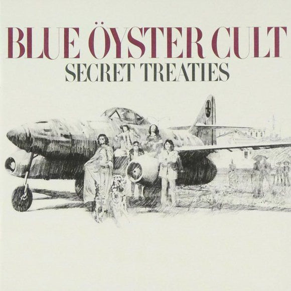 SECRET TREATIES (Vinyl)