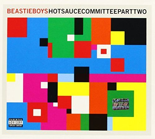 Beastie Boys Hot Sauce Committee Part Two (CD)