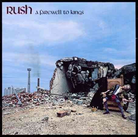 FAREWELL TO KINGS (CD)
