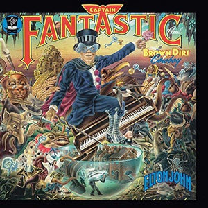 Captain Fantastic (Vinyl)