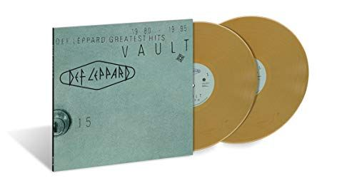 Vault: Def Leppard Greatest Hits (1980-1995) [2 LP] (Vinyl)