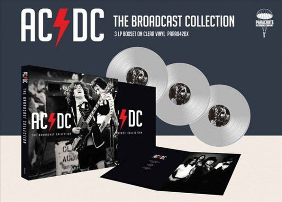 The AC/DC Broadcast Collection (Vinyl)