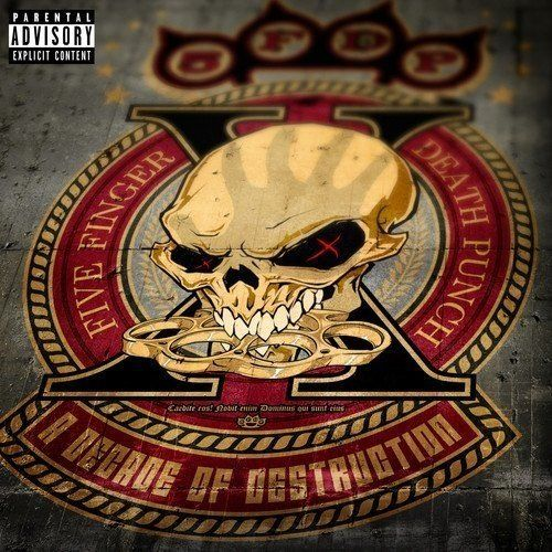 A Decade Of Destruction (CD)