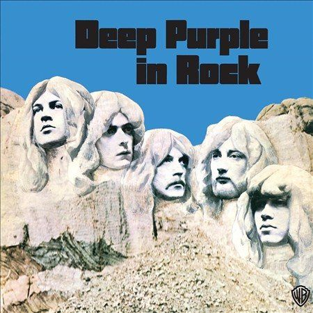 DEEP PURPLE IN ROCK (Vinyl)