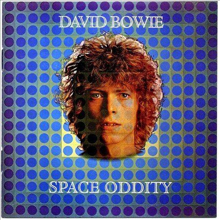 DAVID BOWIE AKA SPACE ODDITY (Vinyl)