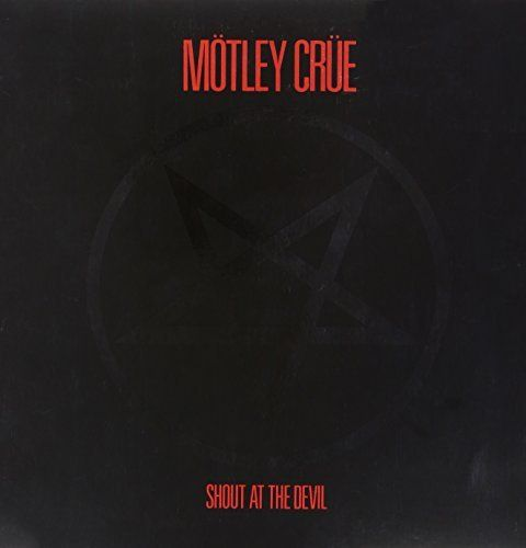 SHOUT AT THE DEVIL (CD)