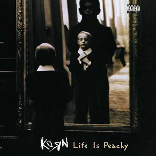 Life Is Peachy (CD)