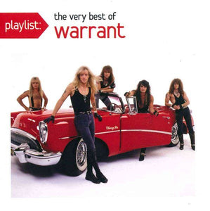 PLAYLIST: THE VERY BEST OF WARRANT (CD)