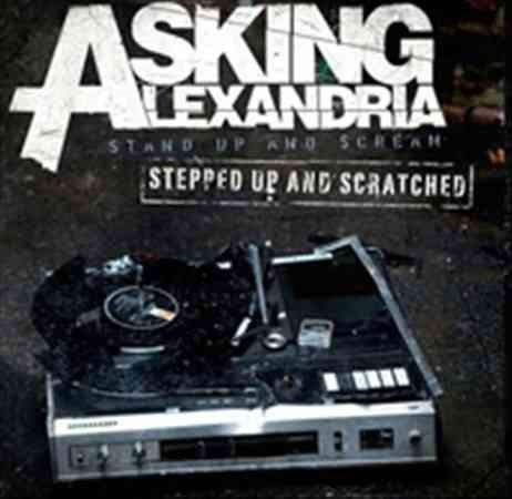 STEPPED UP & SCRATCHED (CD)