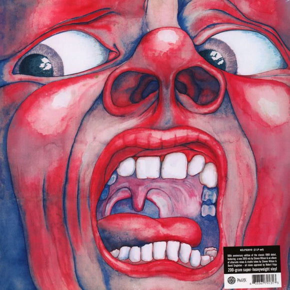In The Court Of The Crimson King: 50th Anniversary Edition (Gatefold, 200 gram Audiophile Vinyl) [Import] (Vinyl)