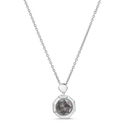 Renewal Silver Modern Locket