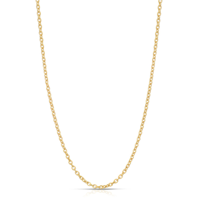 Revival Yellow Gold Chain (18-26