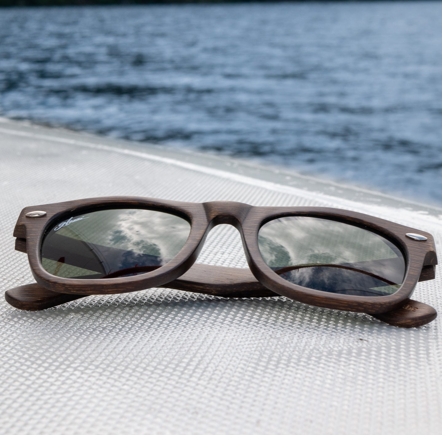 Bambus-Sonnenbrille - The Adventurer | glozzi