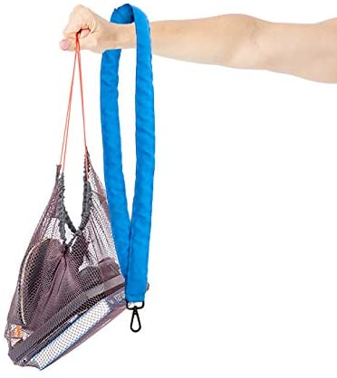SneaKeyBag Multi-Use Lanyard/Bag Collapsable Mesh Tote Print & Solid Color Pack