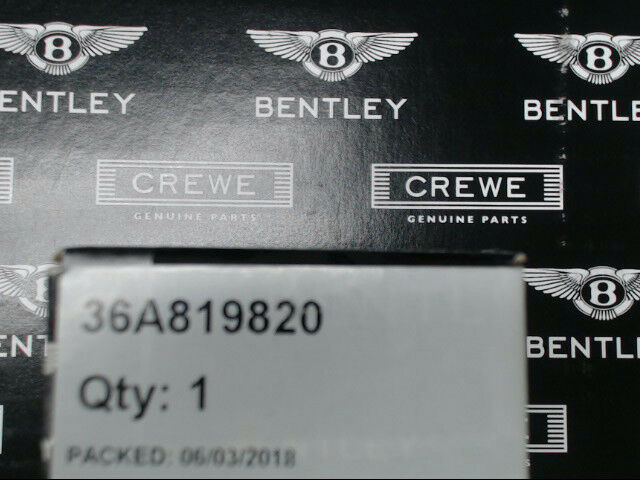 Genuine Parts OEM Crewe Bentley 36A 819 820 Potentiometer Air Regulator