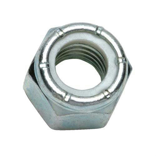 "5/8"" 304 Stainless Steel Hex Nylon Insert Lock Nut 5/8-11 *Pack of 10*"