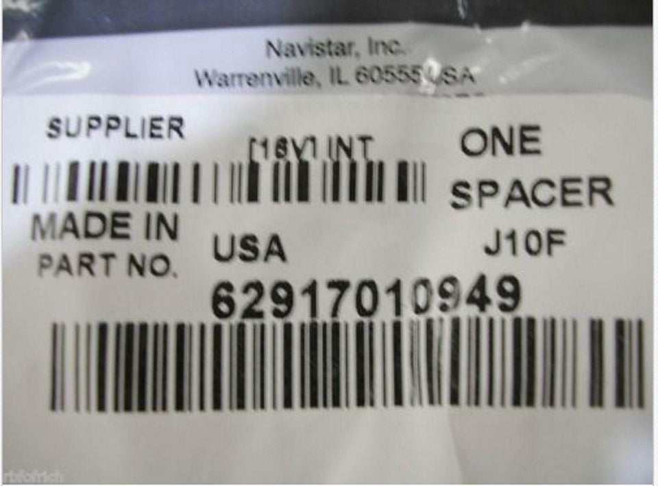 International Navistar Spacer 62917010949 Bag of 4 *Brand New & Free Shipping*