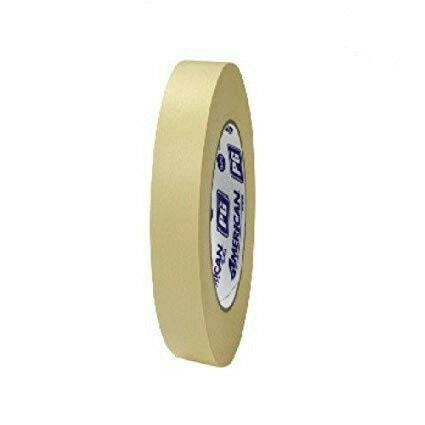 American Tape PG2455 Premium Garde Tan Masking Tape 24mm x 54.8m *Case of 36*