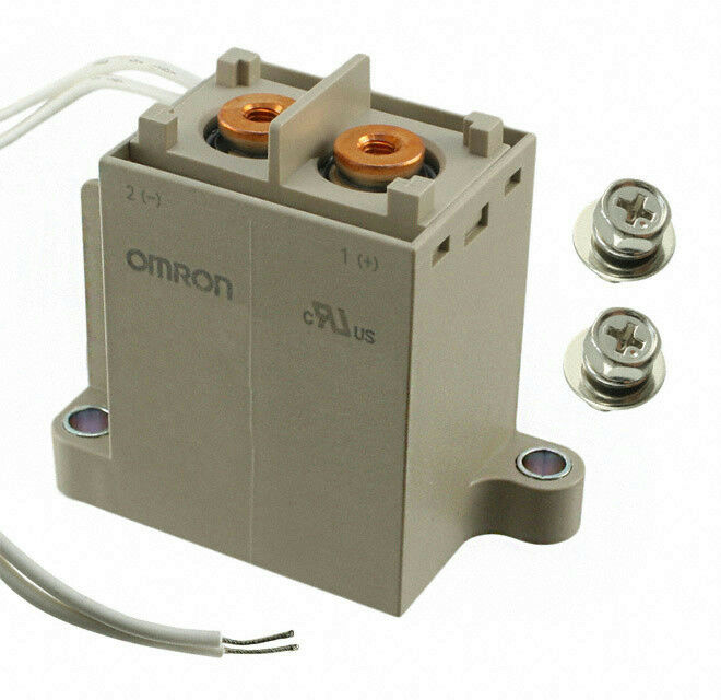 Omron G9EA-1-CA-DC24 General Purpose Relay High Current Lead SPST-NO 24V 30A