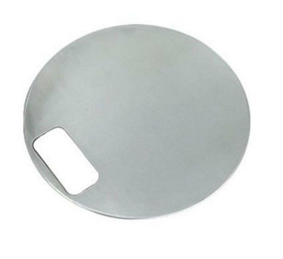 "InSinkErator 12"" Stainless Steel Sink Cover 11015"