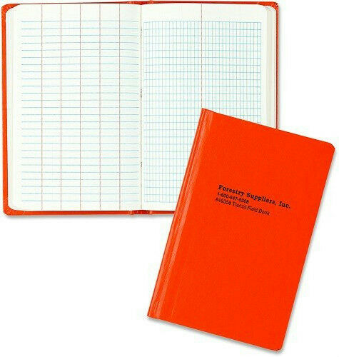 Jim Gem Forestry Suppliers 49352 Transit Field Book Replacement for 49358