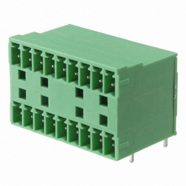 Phoenix 1843143 Pluggable Terminal Block 18 Pos 3.81mm Header Connector *New*