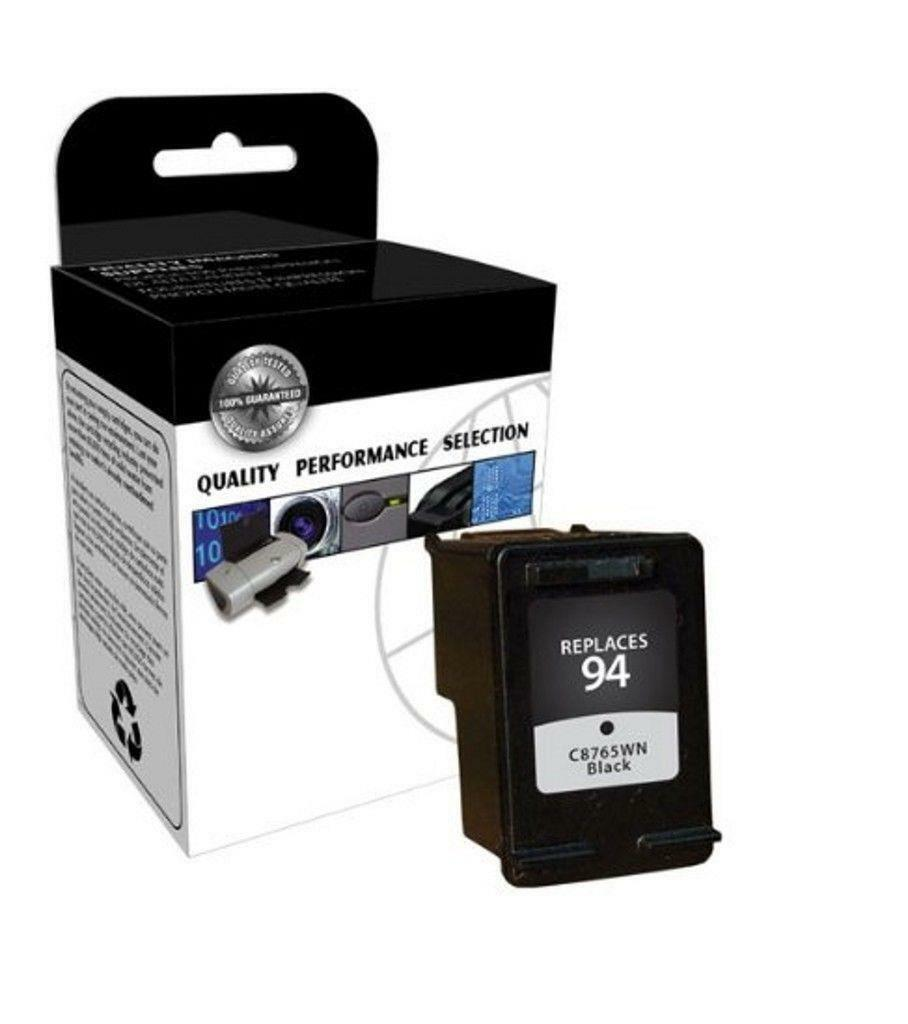 Clover HP 94 Compatible Black Ink Cartridge CTG65WN