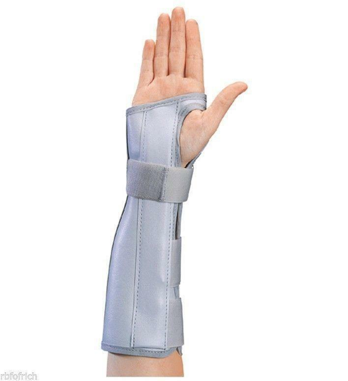 DonJoy ProCare Deluxe Wrist/Forearm Left Small 79-87063