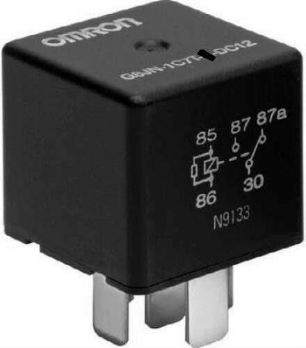 Omron G8JN-1C7T-DC12 Automotive Relay SPDT 5 Pin 12VDC 35A Standard *New*