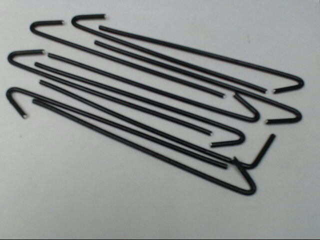 "Aruvil HTIE4A-37C Aluminum Hook Tie 9 GA x 6-1/2"" *Pack of 10*"