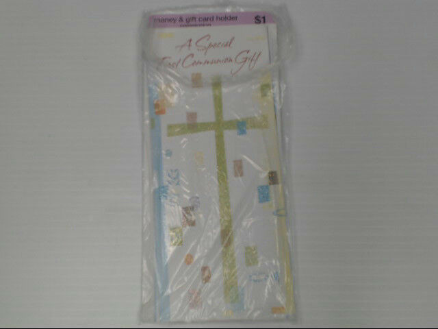 "American Greetings Money & Gift Card Holder Easter ""A Special"" Retail Pack of 3"
