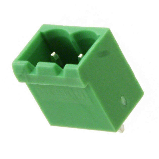 Phoenix 1755516 Pluggable Terminal Block 2 Pos 5mm Header Connector *Pack of 10*