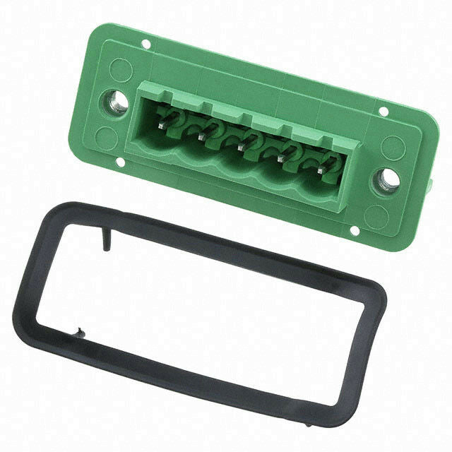 Phoenix 1898868 Pluggable Terminal Block 5 Pos 5.04mm Header Connector *New*