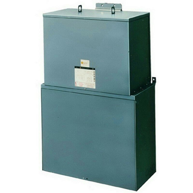 Square D Three Phase MPZ Mini Power Zone Transformer 15 KVA 380 Delta MPZ15T930F