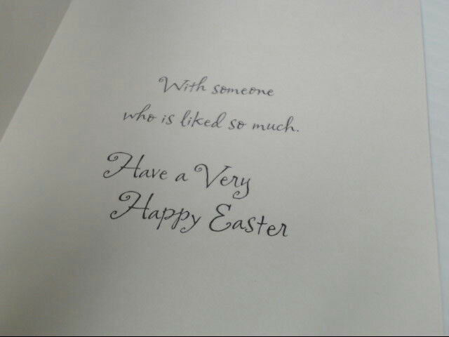 "American Greetings Happy Easter Card ""An Easter Wish to Keep"" Retail Pack of 6"