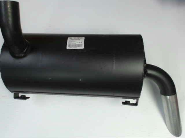 Genuine JCB 331/54125 Silencer *Brand New & Free Shipping*
