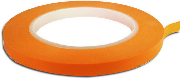 "FBS 48430 ProBand Fineline 1/2"" x 60 yd F-178 Fine Line Orange Automotive Tape"