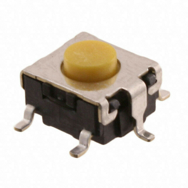 Omron B3S-1102P Tactile Switch SPST-NO 0.05A 24V 2.26N *Pack of 100*