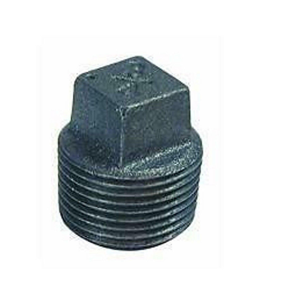 "Mueller Industries B&K 3/8"" Plug 521-802HC Single"