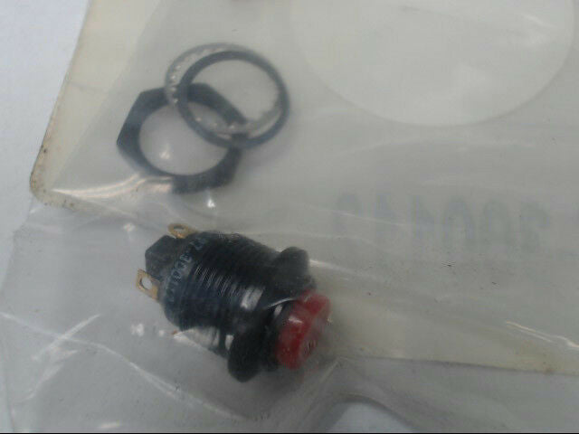Genuine Barrett Nissan Forklift Parts 42015-000 Red Push Button Switch