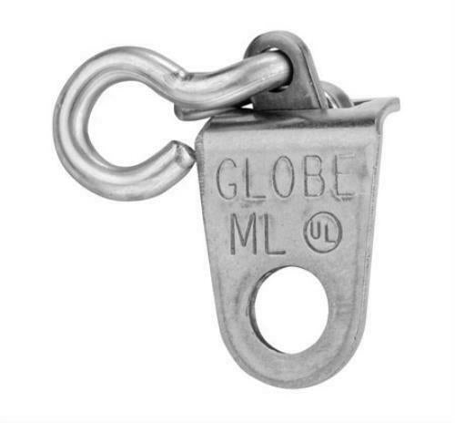 Globe Model ML Fusible Link 500° F / 260° C Heat Activated *Pack of 20 Links*