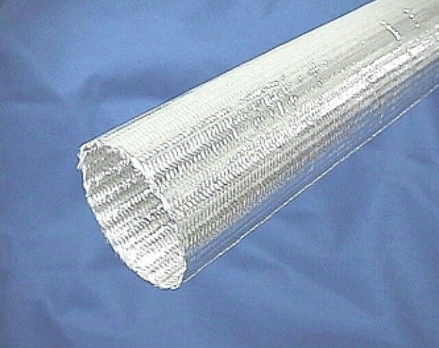 "Vitrica VitReflect 1/2"" Thermal Reflective Sleeve Flexible Tubing *250 ft. Roll*"