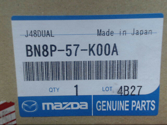 Genuine Mazda BN8P-57-K00A Driver Side Steering Wheel Module *New*