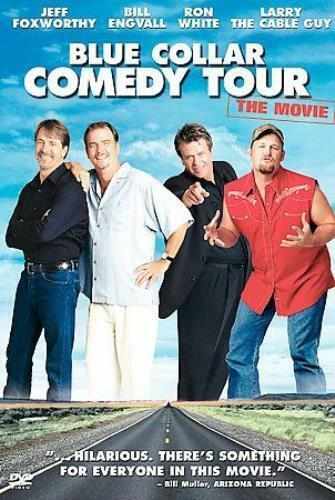 Blue Collar Comedy Tour The Movie DVD