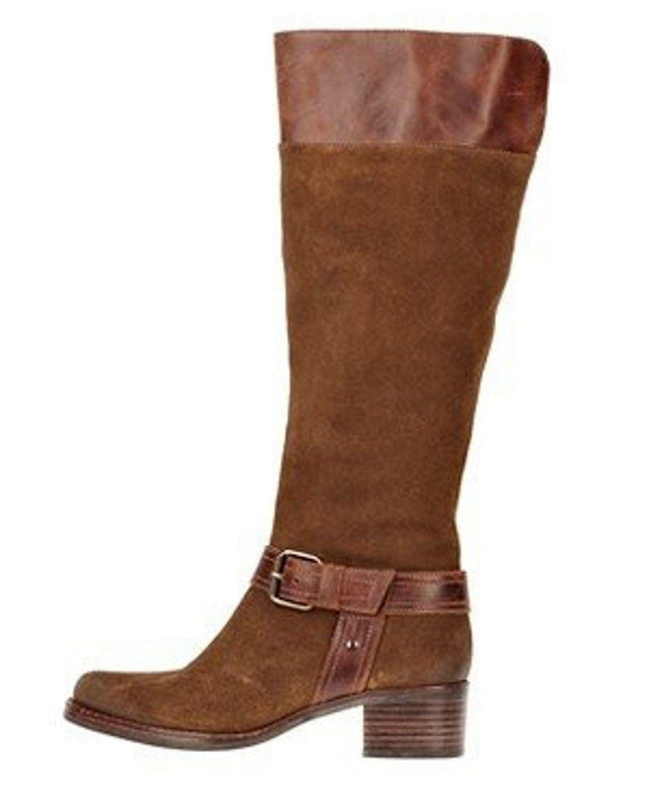Matisse Footwear Womens Size 5 1/2 Utah Brown Saddle Boots