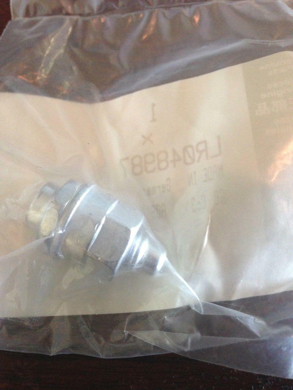 Genuine Land Rover Negative Cable Stud LR048987 *BRAND NEW & FREE SHIPPING*